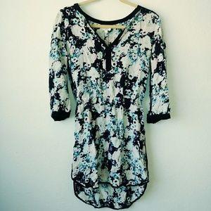 Parker 100% Silk Dress